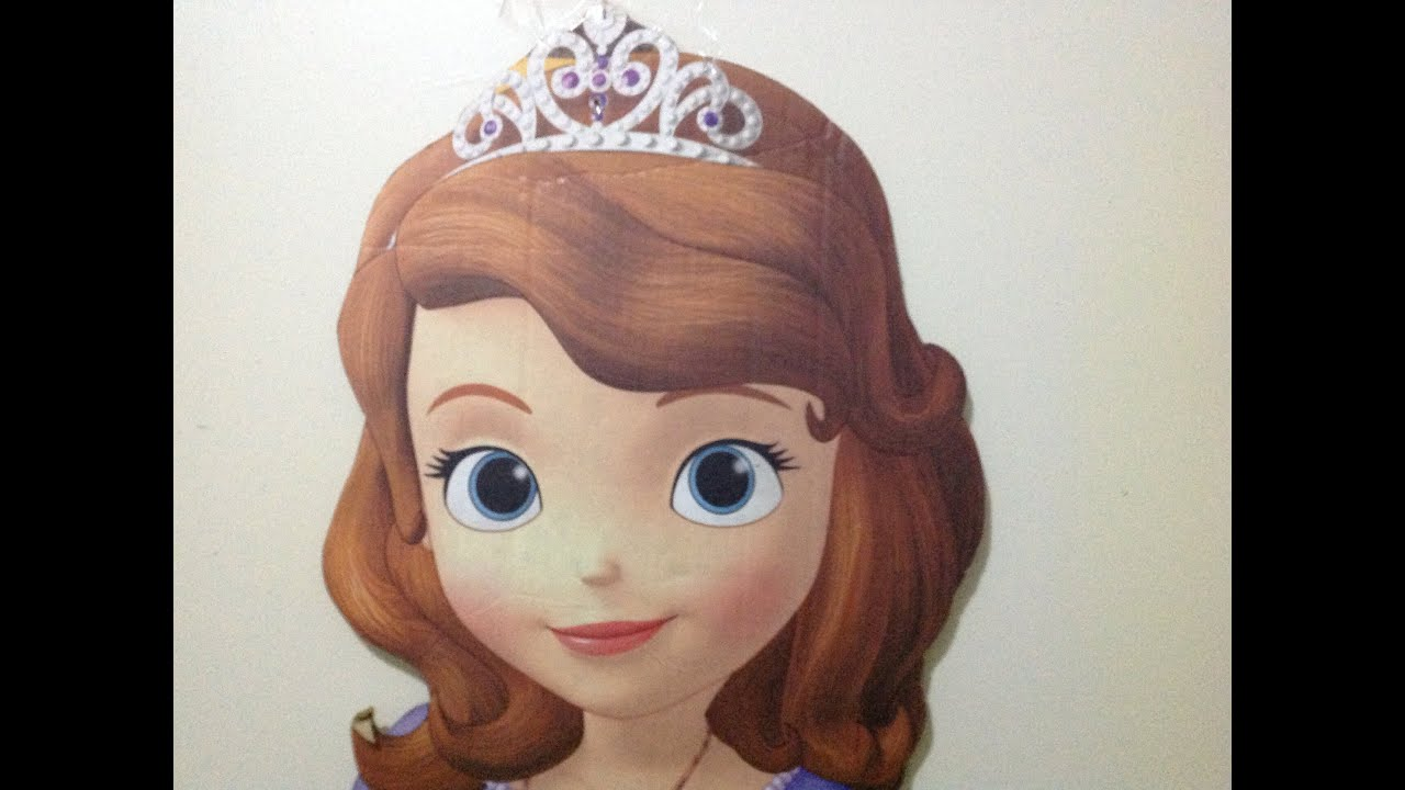 kids halloween costume. sofia the first. - youtube