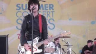 Green Day - Murder City Soundcheck @ Good Morning America, NYC