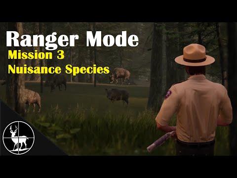 Ranger Mode | Hunting Simulator 2 | Mission 3: Nuisance Species |