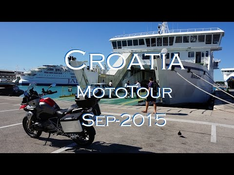 Croatia Motorcycle Tour