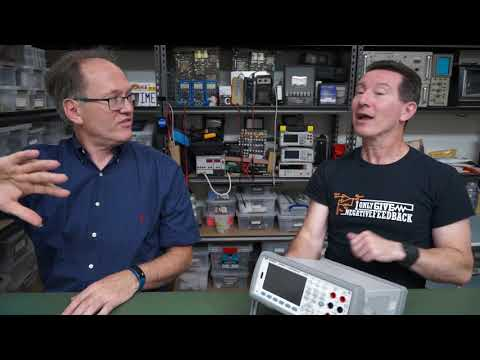 EEVblog #1032  Part 4 - John Kenny Keysight Interview