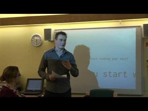 Fountain Partnership: Intro to Copywriting, Norwich