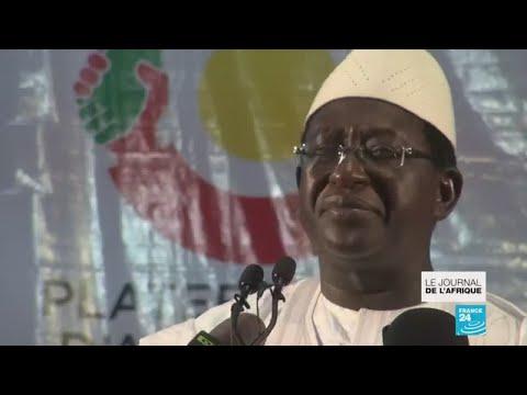 Au Mali, Soumaïla Cissé principal challenger d''IBK