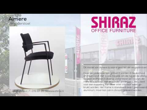 365º view | Vergaderstoel Almere | Shiraz Office Furniture