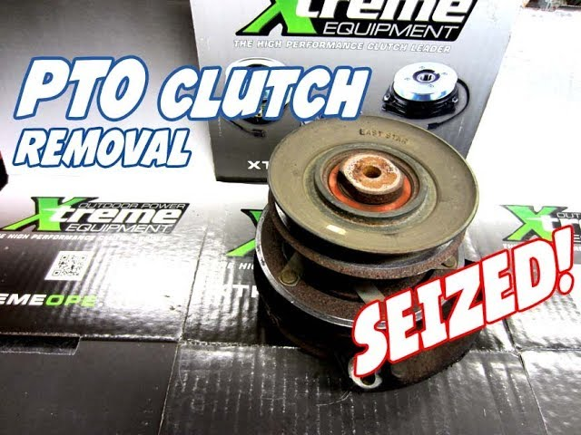 PTO Clutch For John Deere LX277
