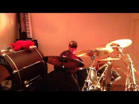 "Boogie Woogie Fiddle ""Mr Charlie Daniels"" drum cover Tim Gonzalez"