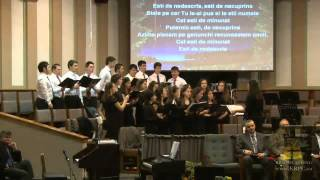 KRPC Youth Choir - Din al marii adanc