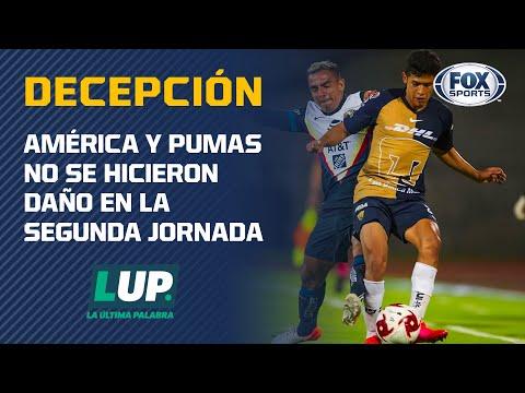 Pumas vs. América en Copa por México,
