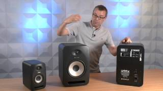 Tannoy Reveal 802 Active Monitor Speakers Review