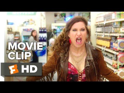 Bad Moms Movie   Grocery Store 2016  Milas Kunis Movie