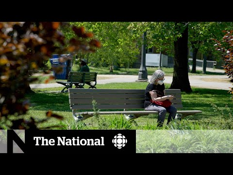 CBC News: The National: COVID-19: Can you stop social distancing if you've recovered?