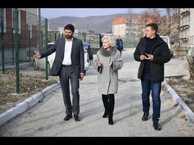 Феодосию с рабочим визитом посетил Андрей Козенко