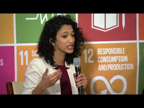 Achieving the SDGs: Harnessing the Power of Youth - Digital Media Zone, ECOSOC Youth Forum 2017