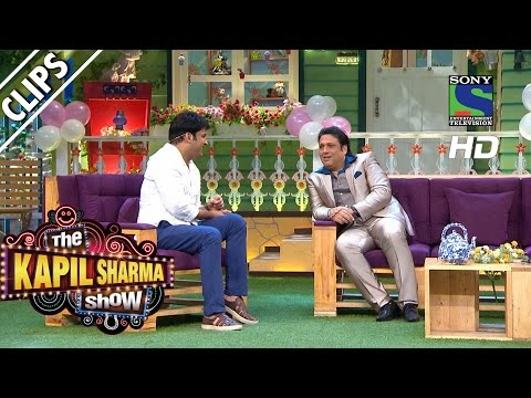 Thumbnail: Govinda's Grooving Dancing Style - The Kapil Sharma Show -Episode 20 - 26th June 2016