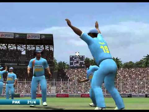 EA SPORTS™ Cricket 07 -Pakistan vs India super Twenty20 Match