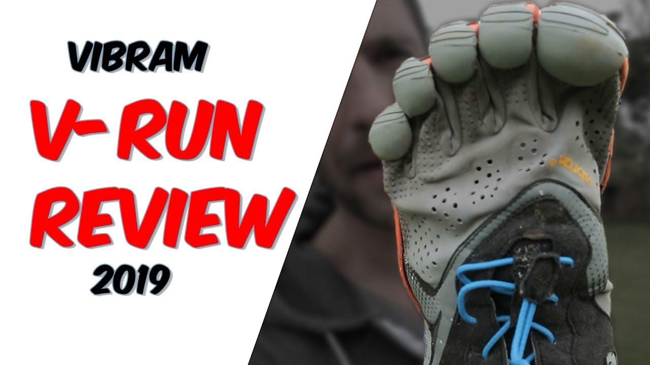Vibram v-run review 2019 - 8 years