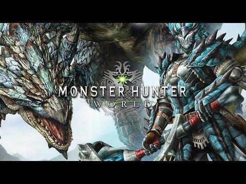 MONSTER HUNTER: WORLD All Cutscenes (Game Movie) 1080p HD