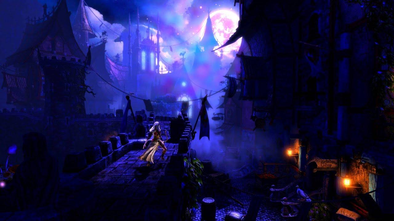 Trine 2 - Thief's Castle - [Live Wallpaper] - (1080p) - YouTube