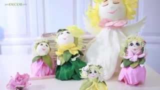 Видеоанонс курса Куклы ручной работы из Ревелюра