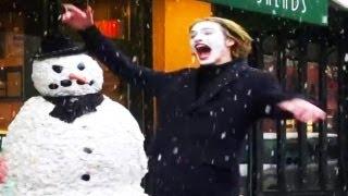 Смешные Страшные Снеговик Шутки Сезон 3 Эпизод 7