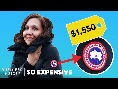 Why Canada Goose Jackets Are So Expensive | So Expensive