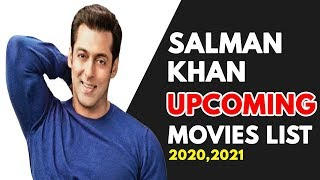 10 Upcoming Movies of Salman Khan in 2020 & 21 | Salman Khan Upcoming Movies List with Release Date