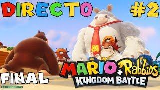 Vídeo Mario + Rabbids Kingdom Battle