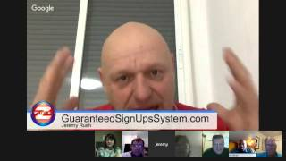 One Link Family Jeremy Rush THE VISION HANGOUT!