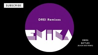 Emika - Battles (The Black Dog Remix)