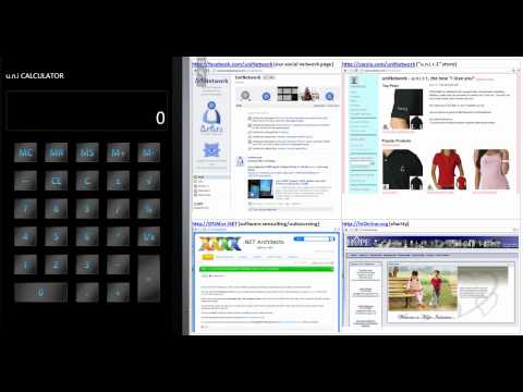 u.n.i SL APPS - Windows Phone 7 FREE App/Game - Review for WP7COMP Contest