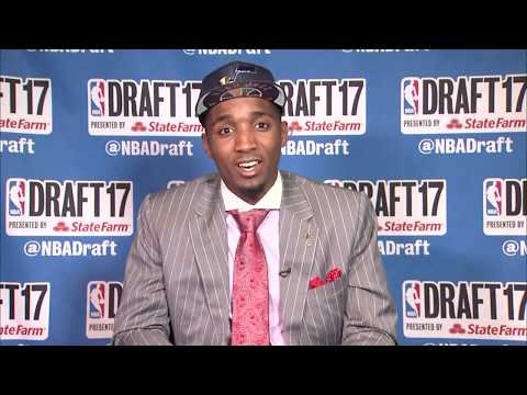 One-on-One with Utah Jazz draft pick Donovan Mitchell
