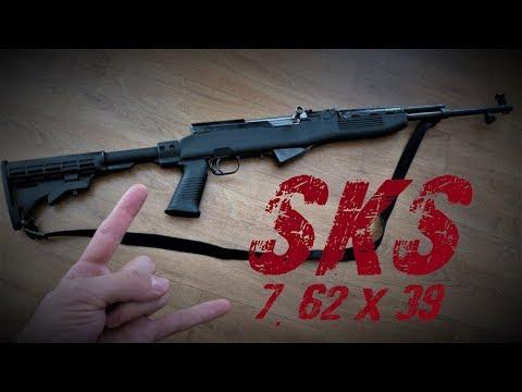 """LCA - """"Fusils d'Assaut"""" & Carabines de Combat - SKS 45"""