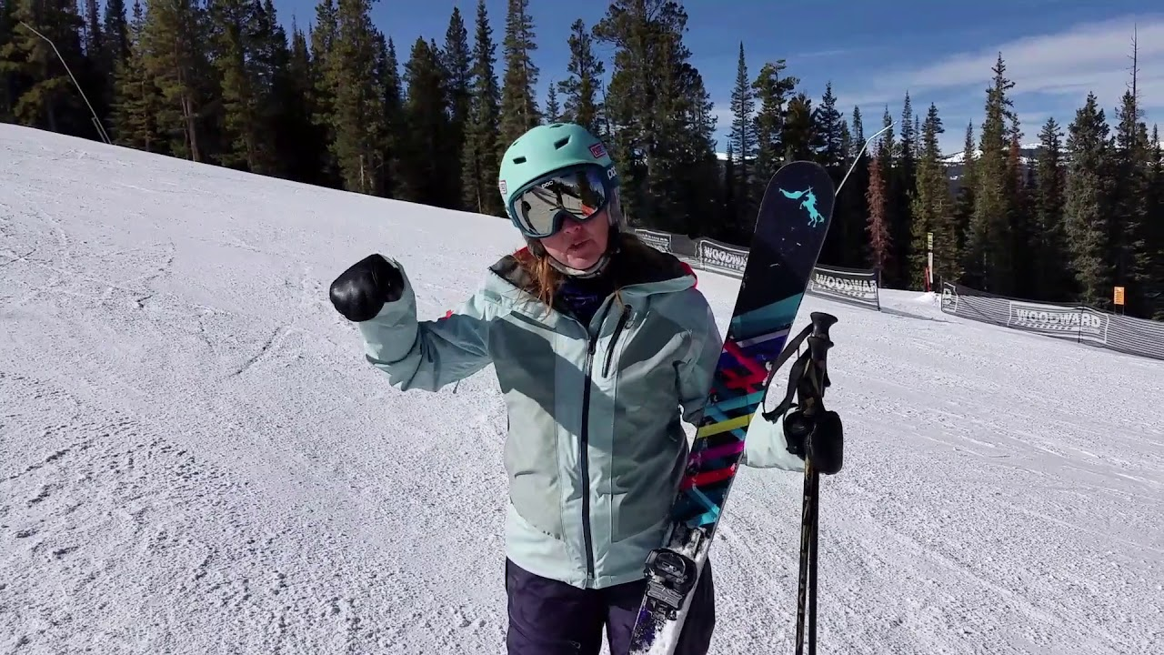 2019 Sego Skis Gnarwhal Ti 86 Women s Ski Test with Tricia Pugliese ... 3f20e0a76