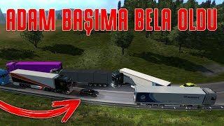 Hüsnü Başıma Bela Oldu! (Türk Oyuncu) | ETS2MP