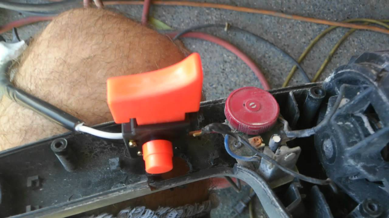 Harbor Freight Tools Polisher Fix Youtube Chicago 7 Wire Diagram