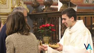 Primeras Misas Solemnes de los nuevos sacerdotes diocesanos: Juan de Dios Prieto y Rubén Ávila