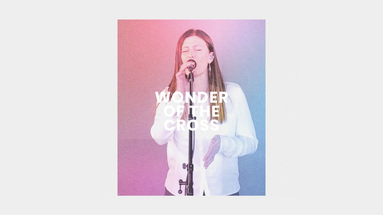 Wonder of the Cross (Live) - Lou Fellingham Cover Image
