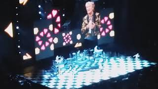 """Rod Stewart """"Some Guys Have all the Luck"""" PPG Paints Arena Pittsburgh"""