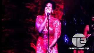 "Fantasia Goes Off Performing ""Free Yourself"" & ""When I See You"" COS2014"