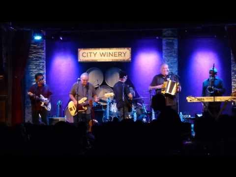 Los Lobos - Volver, Volver 12-21-14 City Winery, NYC