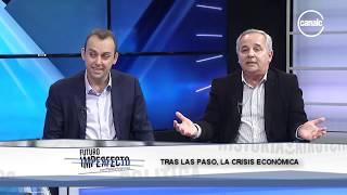 Lucas Navarro y José Simonella: Tras las PASO, crisis económica