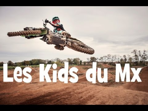 TON GAMIN, CHAMPION DU MONDE DE MOTOCROSS DEMAIN ? By Lolo Cochet Moto