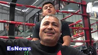 Robert Garcia Reveals What He Told Antonio Orosco Seconds After Ramirez Fight EsNews Boxing