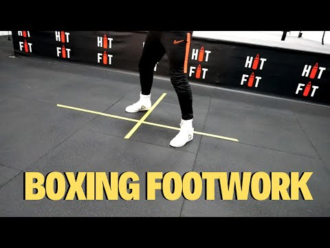 LEARN Boxing Footwork (In 7 Minutes!!)