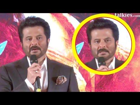EMOTIONAL Anil Kapoor CRYING Badly At Son Harshvardhan's Mirzya Music Launch