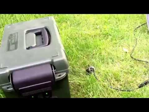 Portable Solar Power Generator Lithium Ion LifePo DIY