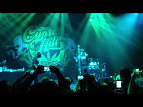 Cypress Hill live @ ACL Live - Hits From The Bong - Austin, TX (2013 Unity Tour)