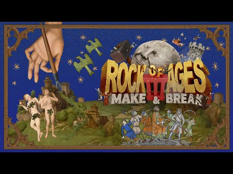Rock of Ages III: Make & Break keeps the Def Leppard joke alive