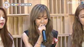 Moonbyul (문별) Of Mamamoo (마마무) The Lady (singing Cover)