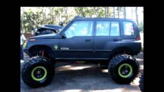 Vitara Monster 4X4 Waldy
